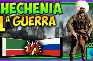 1ª GUERRA de CHECHENIA 💣