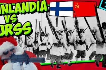 IIGM- La Guerra de Invierno ❄️ La URSS calienta