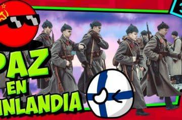 IIGM- La Union Sovietica vence a Finlandia