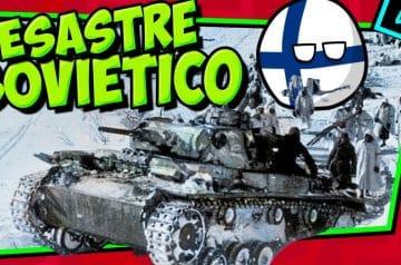 IIGM- La mayor derrota de la URSS en Finlandia ⛄ Suomussalmi