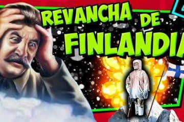 IIGM- La reconquista de Finlandia ☃️ La guerra de continuación