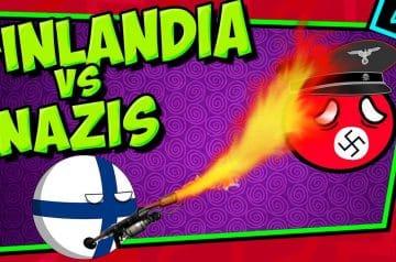 IIGM- La GUERRA DE LAPONIA ♻️ Finlandia vs Nazis
