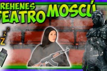El PEOR rescate de Rehenes de la Historia? 🇷🇺 Teatro Moscú