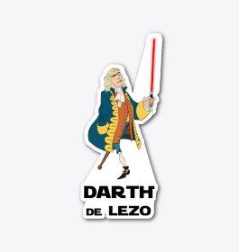 🤺 Pegatina Blas de Lezo (Laser) – Calidad⭐⭐⭐⭐⭐