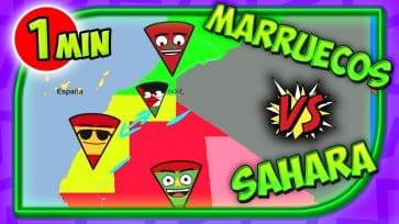 Conflicto del SAHARA...